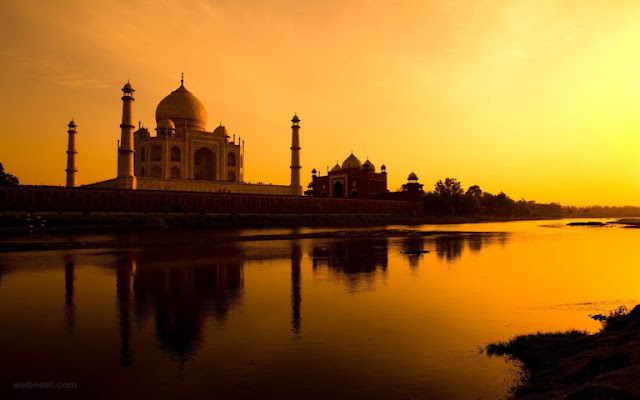 Beautiful Taj Mahal Photos