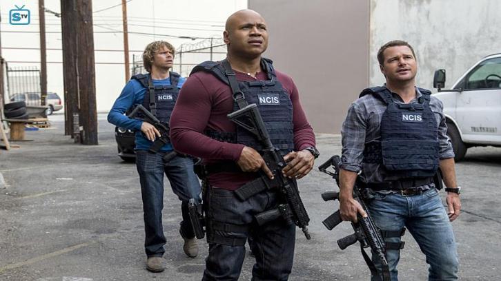 NCIS: Los Angeles - Episode 8.04 - Black Market - Promo, Sneak Peeks, Promotional Photos & Press Release