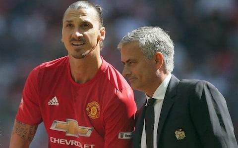 New Tottenham Manager, Mourinho Is Considering Signing Ibrahimovic