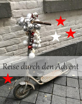 Reise durch den Advent bei Niwibo