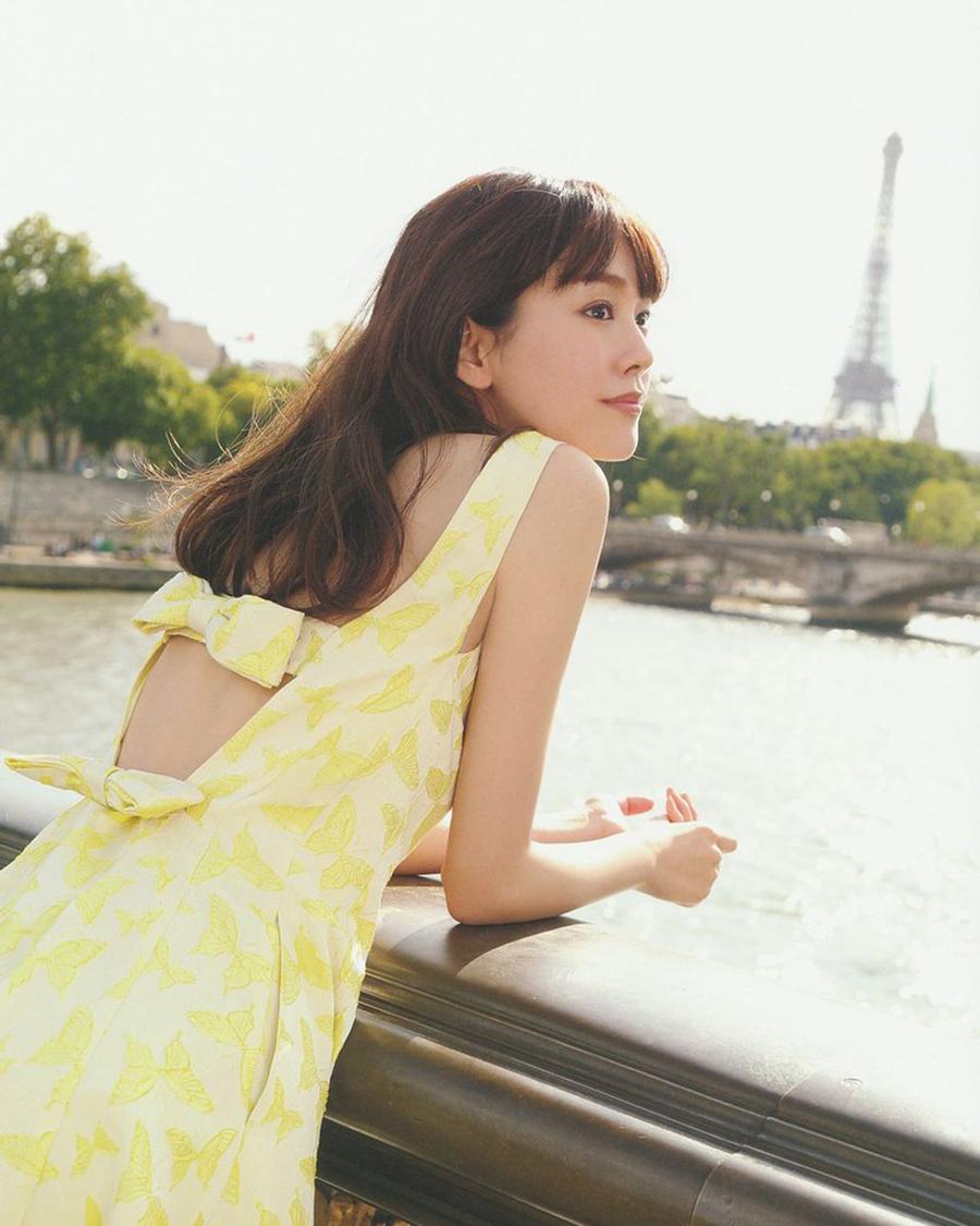 Mao Inoue artis cantik dan seksi manis dan imut Mao Inoue