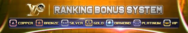Ranking Bonus System LVOBet