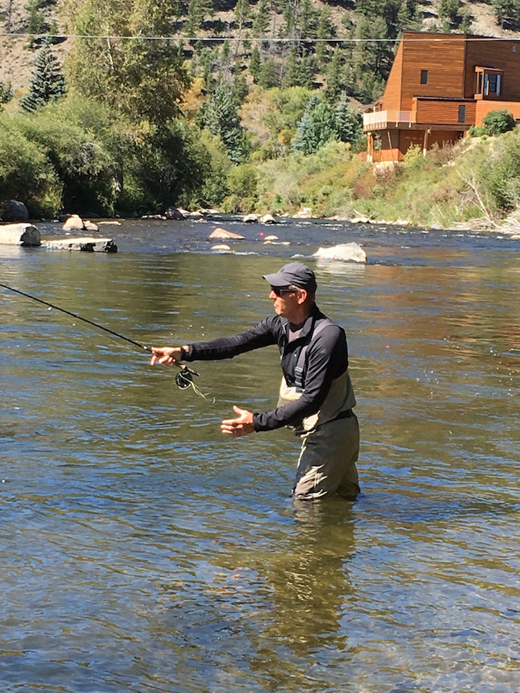 The adventure blog colorado adventures fly fishing in for Crested butte fishing