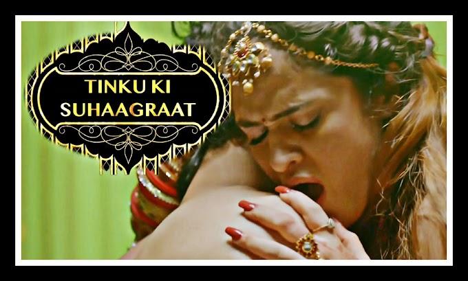 Prajakta Dusane sexy scene - Tinku ki Suhaagraat (2021)  HD 720p