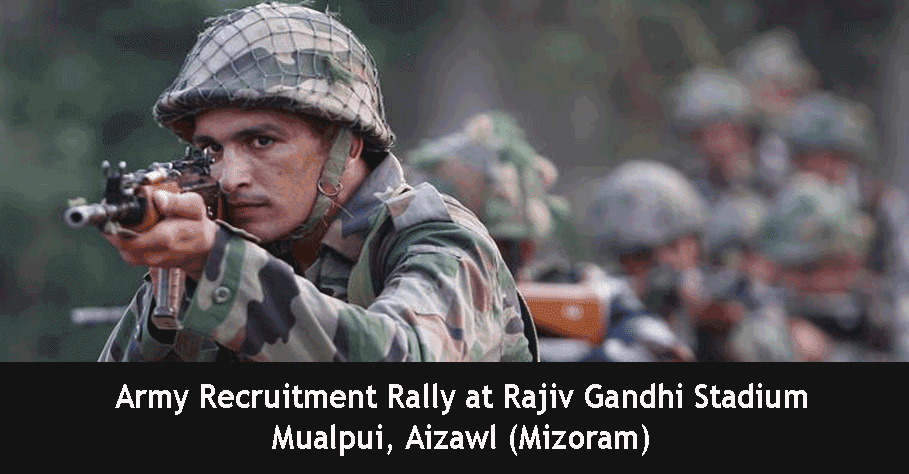 Army-Recruitment-Rally-Aizawl