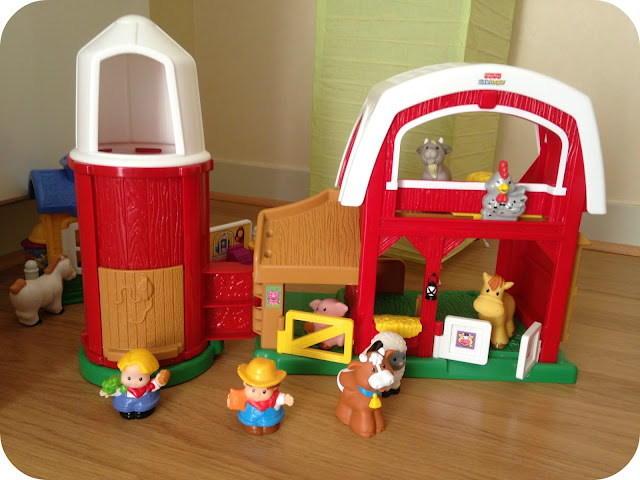 fisher-price-ferme-vintage