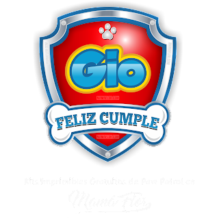 Logo de Paw Patrol: Gio