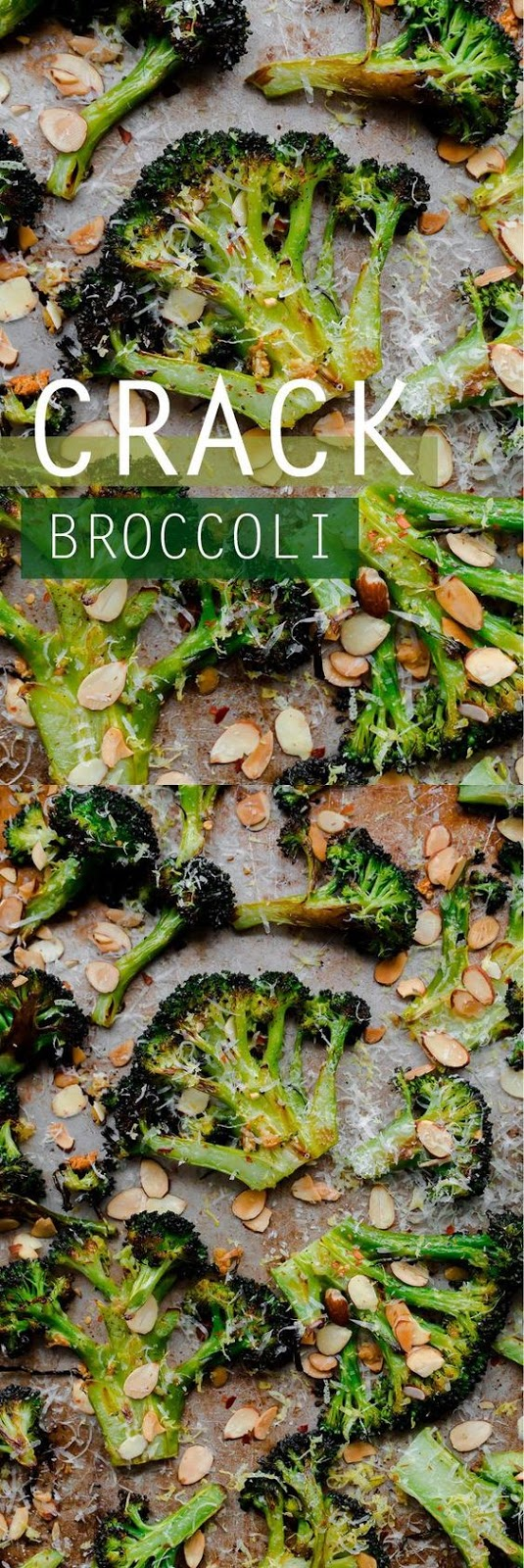 CRACK BROCCOLI (BEST ROASTED BROCCOLI RECIPE) #crack #broccoli #bestroasted #veggies #vegetablesrecipes #vegetarianrecipes #veganrecipes