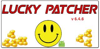 Lucky Patcher buat pasang mod andalan kita