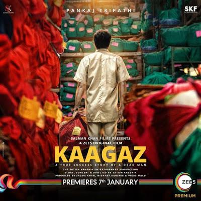 Kaagaz movie Wiki, Cast Real Name, Photo, Salary and News