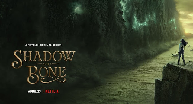 Controle remoto: Shadow and Bone