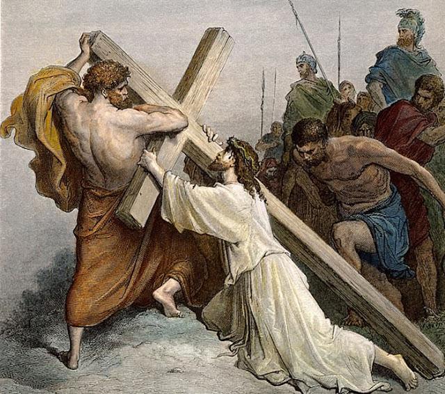 Jesus como um homem branco