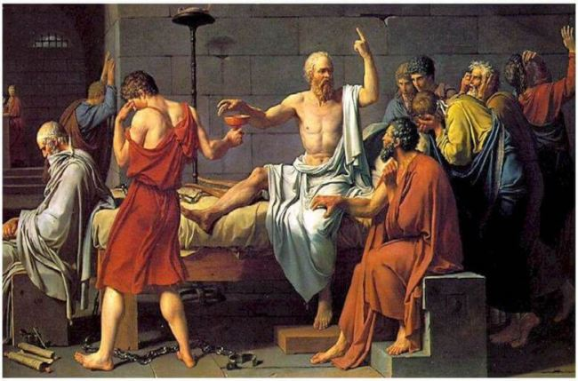 last day of Socrates
