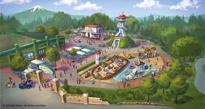 Nickland At Movie Park Germany To Open Paw Patrol Adventure Bay Area In May 2019