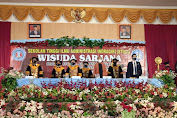 (VIDEO) Bupati Indragiri Hulu (INHU) Rezita Meylani,SE, menghadiri acara Wisuda Sekolah tinggi Ilmu Administrasi (STIA)
