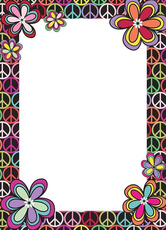 20+ Background Design Printables for Kids Kindergarten