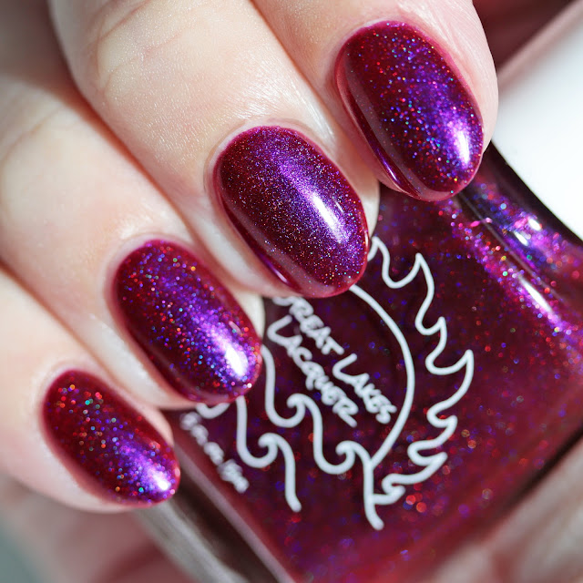 Great Lakes Lacquer We're All Mad Here