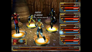 X-Man Legends II: Rise Of Apocalypse