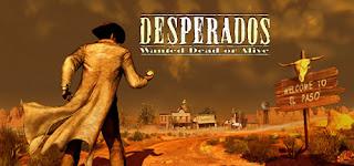 تحميل لعبة ديسبرادوس DESPERADOS