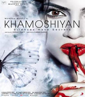 Khamoshiyan Movie Poster