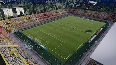 PES 2021 Stadium Ciro Vigorito