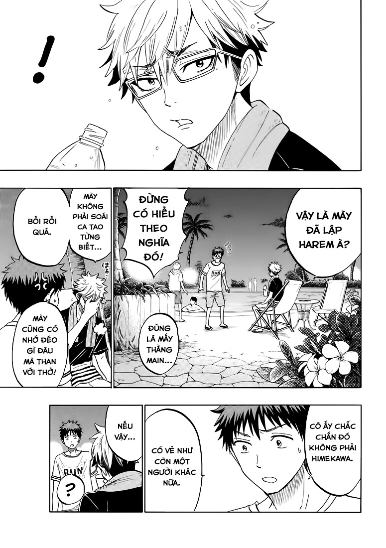 Yamada-kun to 7-nin no majo chap 203 Trang 8 - Mangak.info