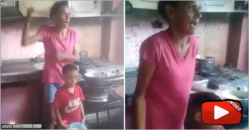 Madres en su día celebraron muriendo de hambre por la revolución