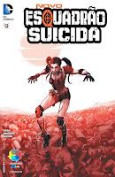 Os Novos 52! Novo Esquadrão Suicida #12
