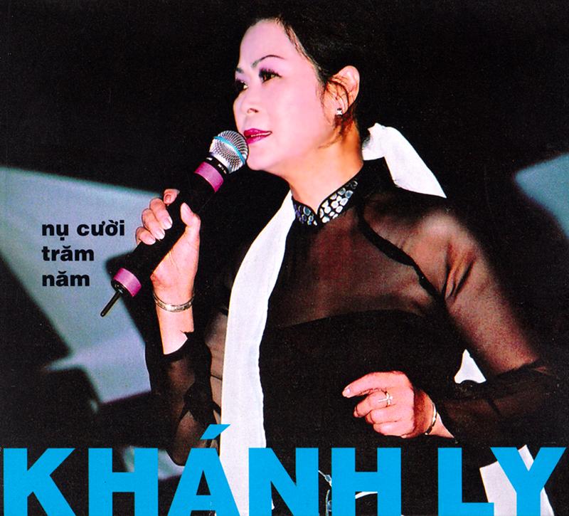 Khánh Ly CD - Nụ Cười Trăm Năm (NRG) + bìa scan mới