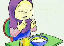 Do'a Sebelum Makan