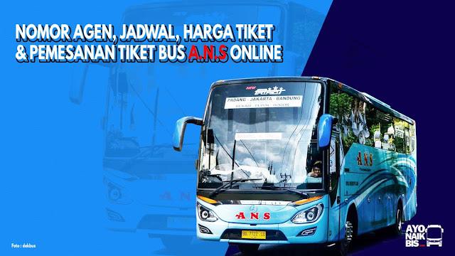 Agen Bus ANS