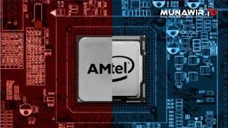 Kisah Persaingan Antara Perusahaan Intel vs AMD