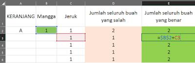"Fungsi Simbol DOLLAR ""$"" Dalam Excel"