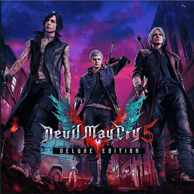 Devil May Cry 5 PC Download - Highly Compressed Torrent