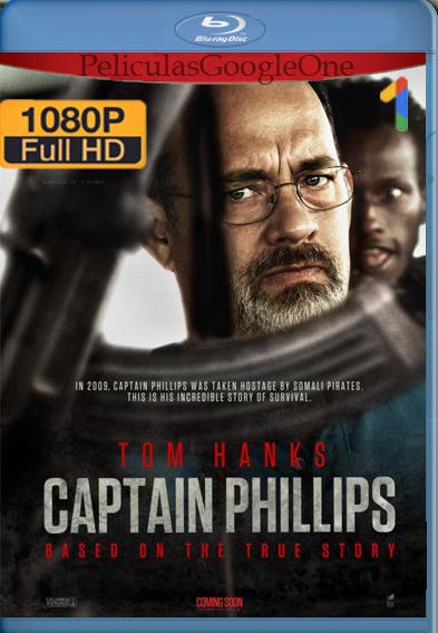 Capitán Phillips [2013] [1080p BRrip] [Latino-Inglés] – StationTv