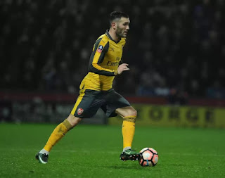 Lucas Perez wants to leave Arsenal