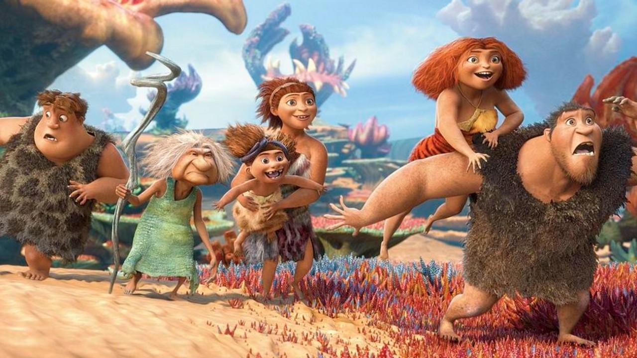 'Os Croods 2: Uma Nova Era' tem trailer divulgado