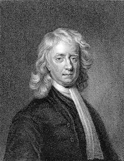 Newton dan Masa Karantina Diri