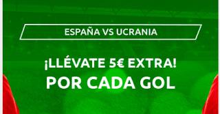 Mondobets promo España vs Ucrania 6-9-2020