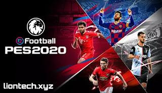 لعبة PES 2020 معدلة من نسخة PES 2011