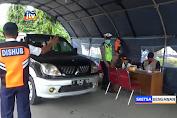 Pemkab Ngawi Aktifkan Pos Penyekatan Masuk Jatim