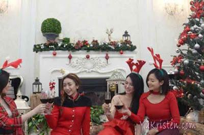 dekorasi natal gereja 10