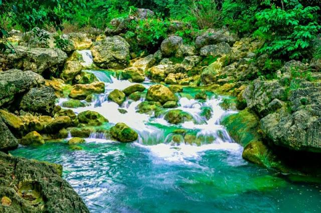 Kansalakan River Guihulngan