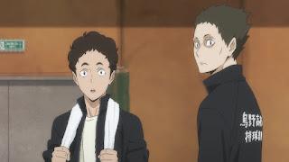 ハイキュー!! アニメ 3期6話 | 田代秀水 黒川広樹 烏野OB | HAIKYU!! Season3