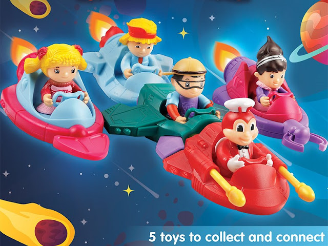 Jollibee Jolly Space Adventure
