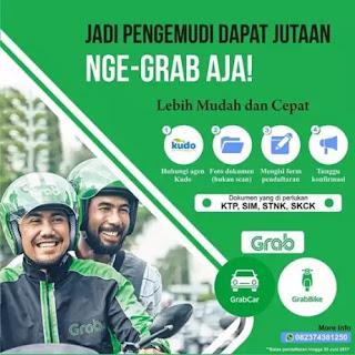 Cara Join Jadi Driver Grab Bike - GrabCar 2017