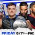 WWE Friday Night Smackdown 04.06.2021 | Vídeos + Resultados