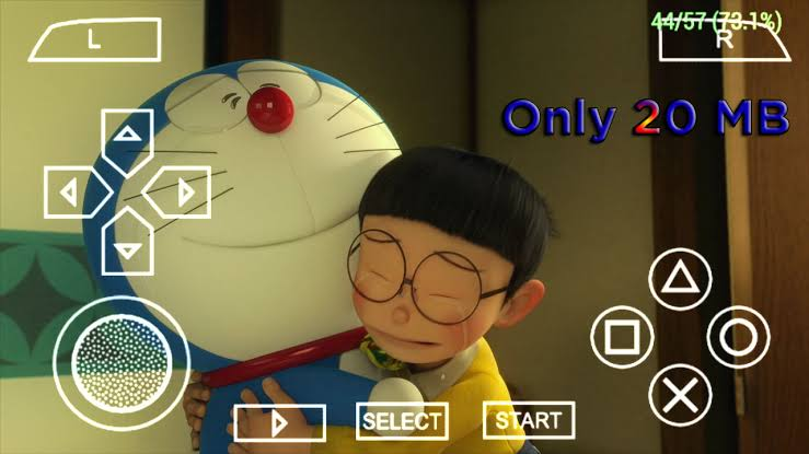 Doraemon 3 Android game 20MB only