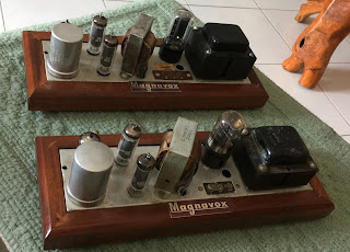 Magnavox 6AQ5 push pull tube mono blocks  Mag%2B6aq5%2B1