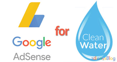 Google Adsense for Clean Water